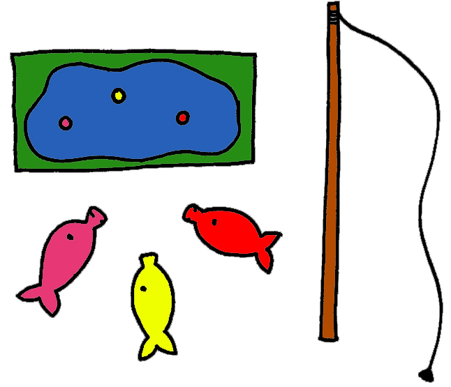 Fishing games lessons in tr for How do you play go fish
