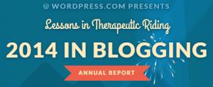 2015 blogging